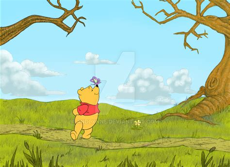 In The Hundred Acre Wood By Andlynne On Deviantart