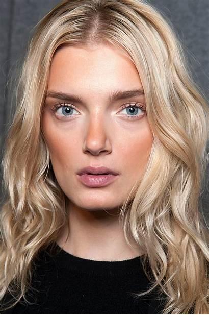 Blonde Eyebrow Eyebrows Blondes Pencil Makeup Hair