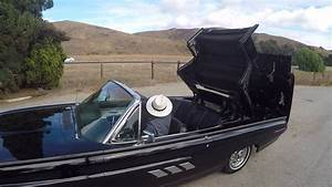 1963 Ford Thunderbird -- Convertible Top