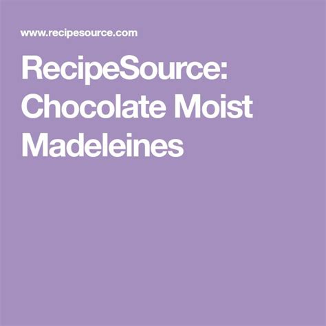 Madaline's microfilaments are up to 100 times thinner than a human hair and are the key to madaline's unique properties. Moist Madalines : These Gluten-Free Vegan Madeleines are ...