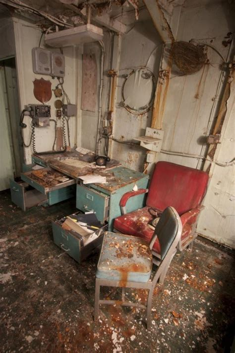 Inside Abandoned Libraries