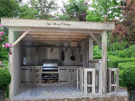 best 25 outdoor cooking area ideas on outdoor