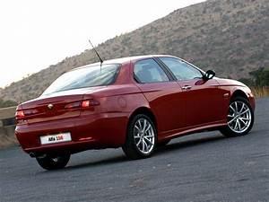 Alfa Romeo 156 Specs - 2003  2004  2005