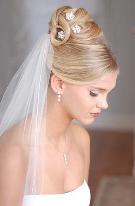 Wedding Hairstyle For Thin Hair   Wedding Planning