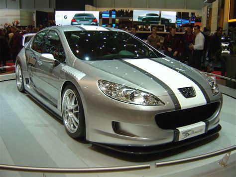 2004 Peugeot 407 Silhouette Concept