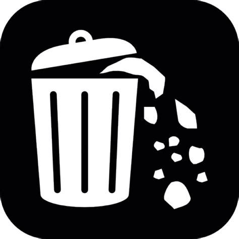 poubelle bureau fille poubelle débordante télécharger icons gratuitement