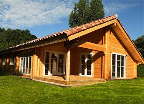 plan maison 150m2 4 chambres chalet et maison bois en kit greenlife bois massif et