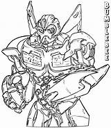 Bumblebee Coloring Pages Print Cartoon sketch template