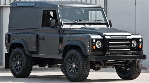 How To Pick Up A Blue Chair by Introducing The Land Rover Defender 2 2 Tdci 90 Hard Top