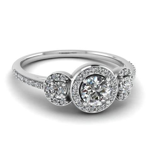 15 best ideas of interlocking engagement rings wedding band