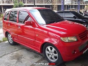 Jual Daihatsu Taruna Csx Tahun 2002 Full Body Kit