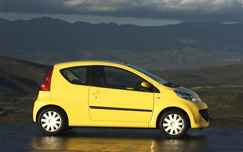 2006 Peugeot 107 Image Httpswwwconceptcarzcomimages