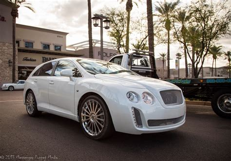 The Toyota That Thinks It's A Bentley