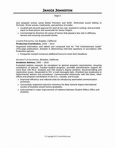 militarycom careerperfectr academic skill conversion With film production resume