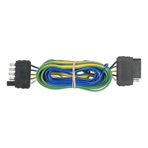 5 way flat trailer wiring 5 way flat trailer wire connector sharptruck