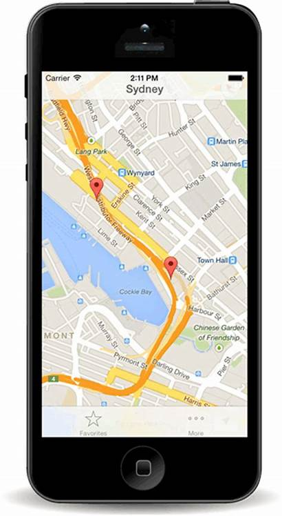 Maps Screen Google Mobile Marker Android Apis