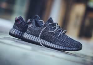Yeezy Adidas Black Boost 350