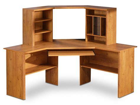 wood corner computer desk best corner wood desk dwight designs greenvirals style