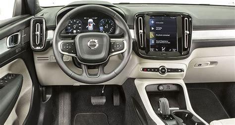 volvo xc40 interior 2019 volvo xc40 interior inscription trim cars cars