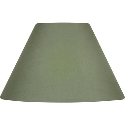 sage green l shades oaks shades sage green 16 inch cotton coolie shade