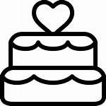 Cake Icon Icons Symbol Taart Pictogram Kuchen