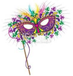Mardi Gras Mask Clip Art Vector
