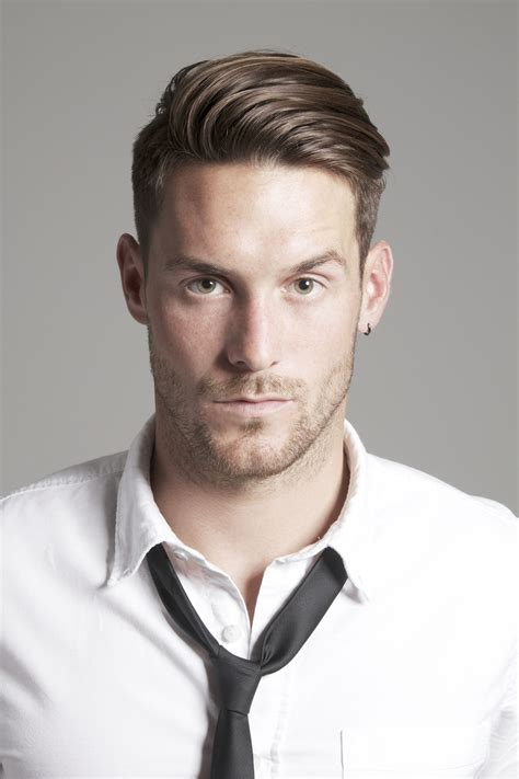 HD wallpapers hairstyles male models