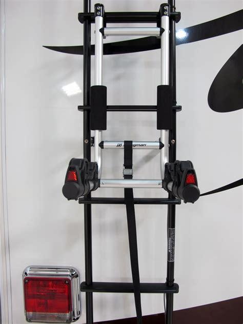 bike rack for rv swagman rv and motorhome 2 bike carrier swagman rv and