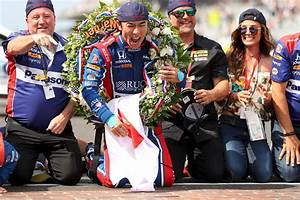 Takuma Sato holds off Helio Castroneves for Indy 500 win ...