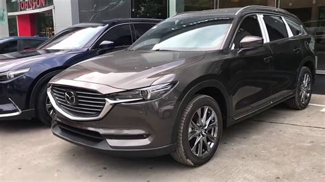 But, if you want sport with a diesel engine and awd, the price will be around. Mazda Cx 8 2019 màu nâu, HOTLINE: 0976 112 268 - YouTube
