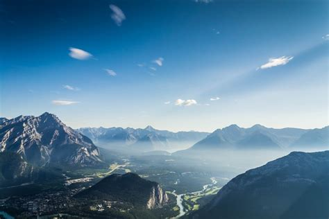 Desktop Wallpapers by Aerial Photography Of Mountains Photo Free Mountain