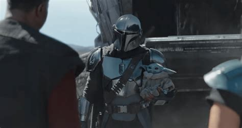 The Mandalorian gets a special look season 2 trailer