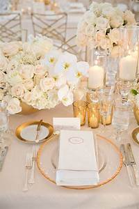 Gold White Wedding Colour Scheme Wedding Flair