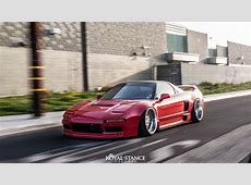 Can never get tired of NSX's StanceNation™ Form