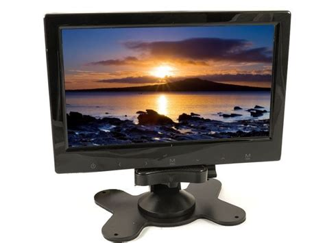 Ingresso Hdmi by Monitor Tft Lcd 7 Quot Hd Con 3 Ingressi Hdmi Rca Audio