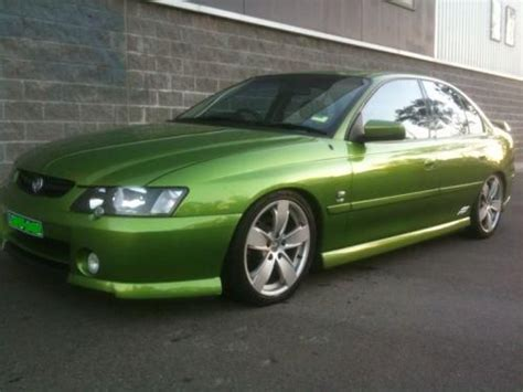 holden commodore ss vy gen ls speed