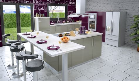 cuisine tridome you fabricant de cuisines aménagées salles de bains