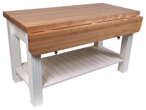 boos grazzi kitchen island boos maple grazzi butcher block table with drop leaf
