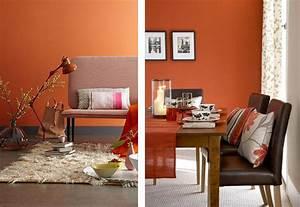 Deco Mur Orange La Fabrique D Co D Corer En Orange Comment Se