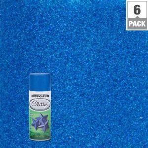 Rust Oleum Specialty 10.25 oz. Royal Blue Glitter Spray