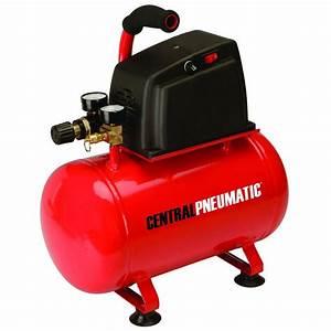 3 Gallon Air Compressor  3 Hp  100 Psi  Oilless