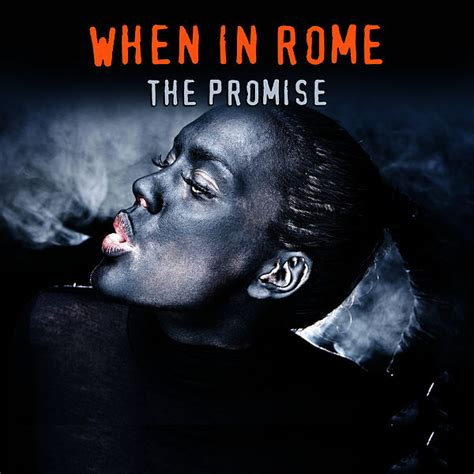 The Promise (Studio 1987 Version) (Single) by When In Rome