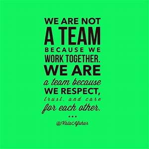 25+ best Quotes... Strength And Teamwork Quotes
