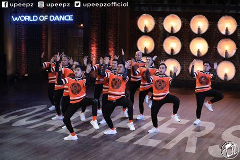 Filipino dance group UPeepz showcase talent on NBC's ...