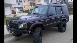 Land Rover Discovery 2 Custom Tribute