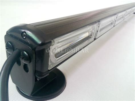 36w led work light bar beacon towing truck emergency