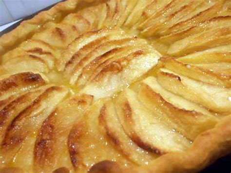 recette pate tarte aux pommes recette de tarte aux pommes express