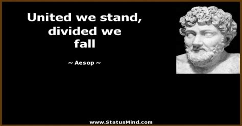 united  stand divided  fall statusmindcom