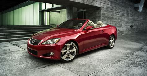 lexus convertible 2010 inside line 2010 lexus is 350c convertible first drive