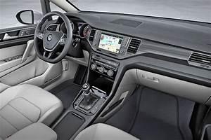 Golf 7 Zubehör Innenraum : vw golf sportsvan auf der iaa 2013 bilder ~ Jslefanu.com Haus und Dekorationen